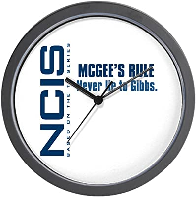 CafePress - NCIS McGees Rule - Unique Decorative 10