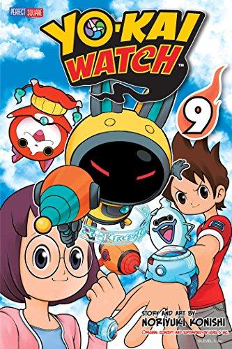YO-KAI WATCH, Vol. 9 (9)
