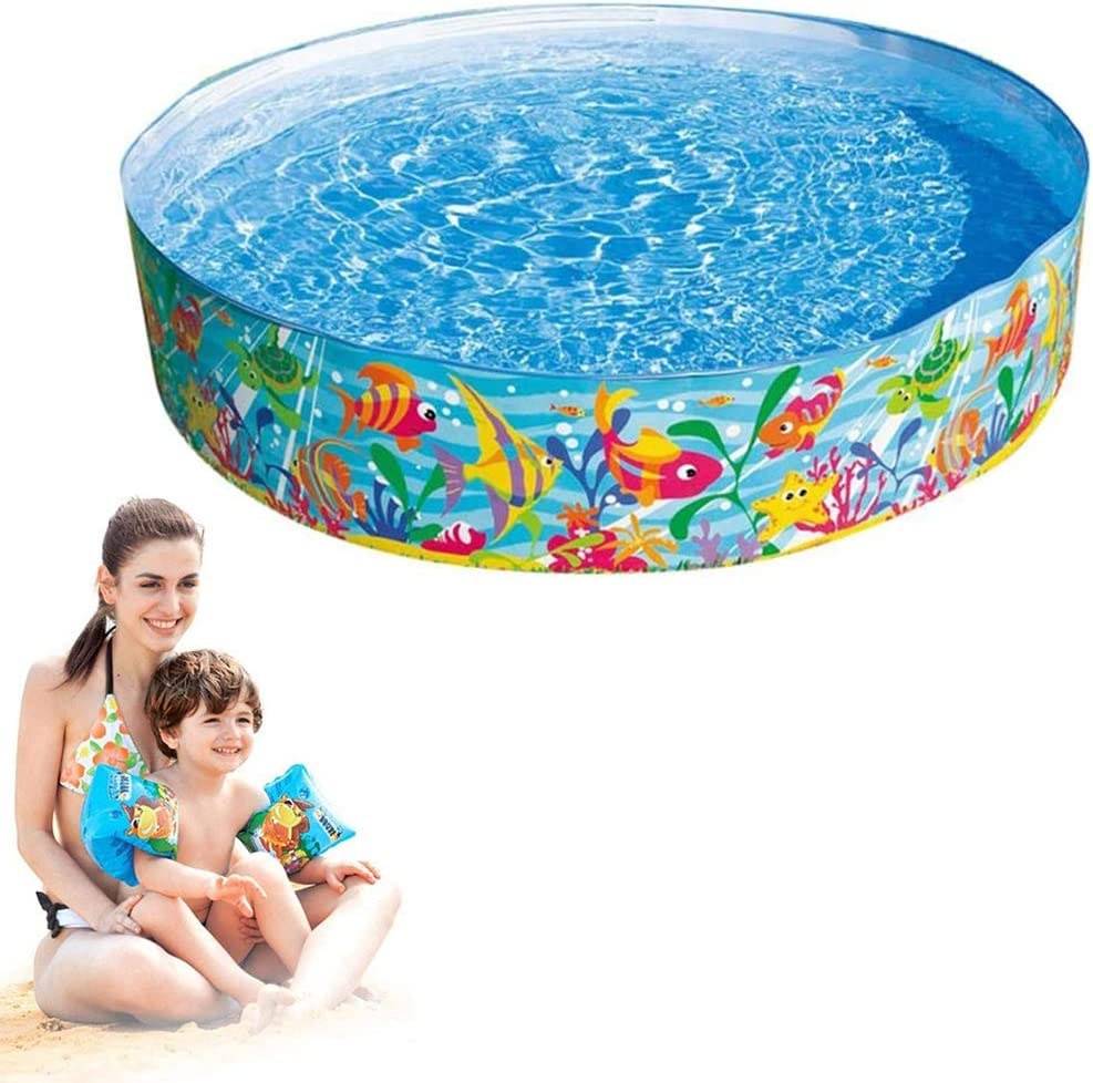 BF-DCGU Portable Swimming Pool Water Plas Ranking TOP9 Kiddie Our shop OFFers the best service Fun Pools Hard