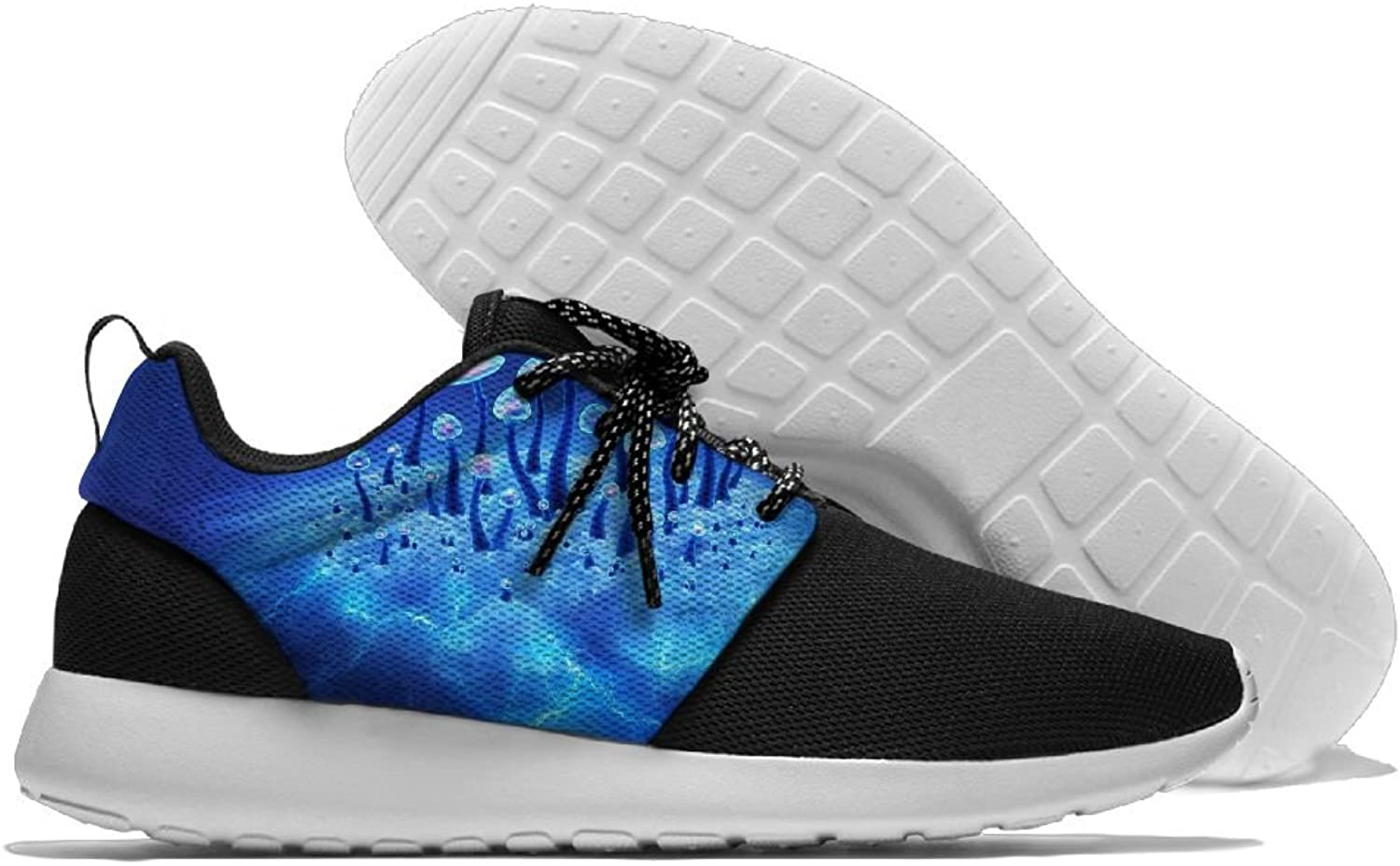 Sneakers Casual Running shoes Fantastic Mushroom bluee Lightweight Breathable Mesh Walking Men Women shoes For Sports Athletic Gym Travel