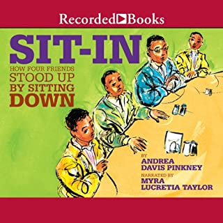 Sit-In audiobook cover art