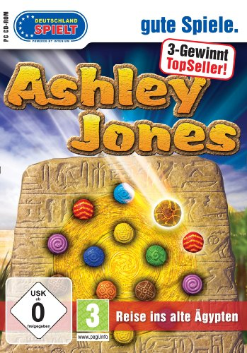 Ashley Jones: Reise ins alte Ägypten [Importación alemana]