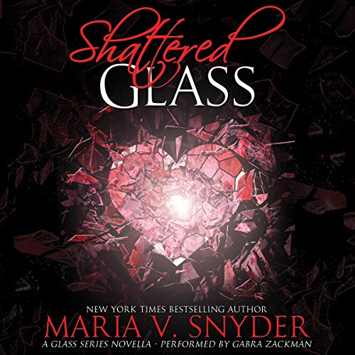 Shattered Glass audiobook cover art