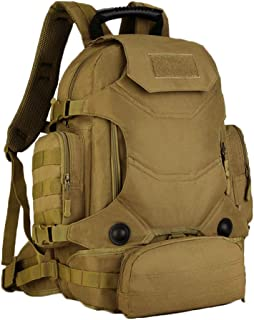40 Litre Tactical Backpack Multifunctional Outdoor Trekking Daypack Duffle Bag Urban Backpacking
