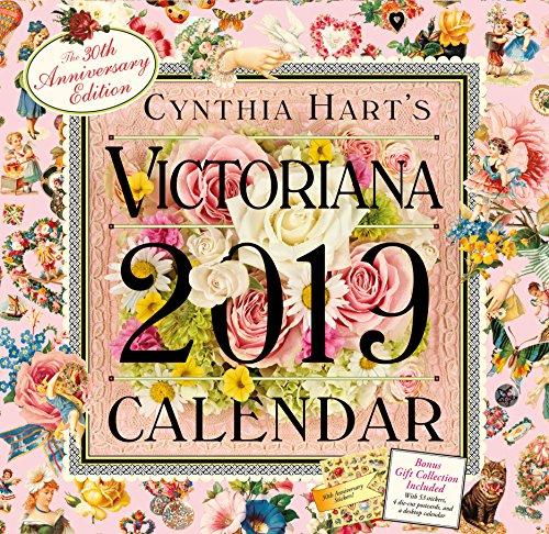 2019 Cynthia Harts Victoriana Calendar Wall Calendar
