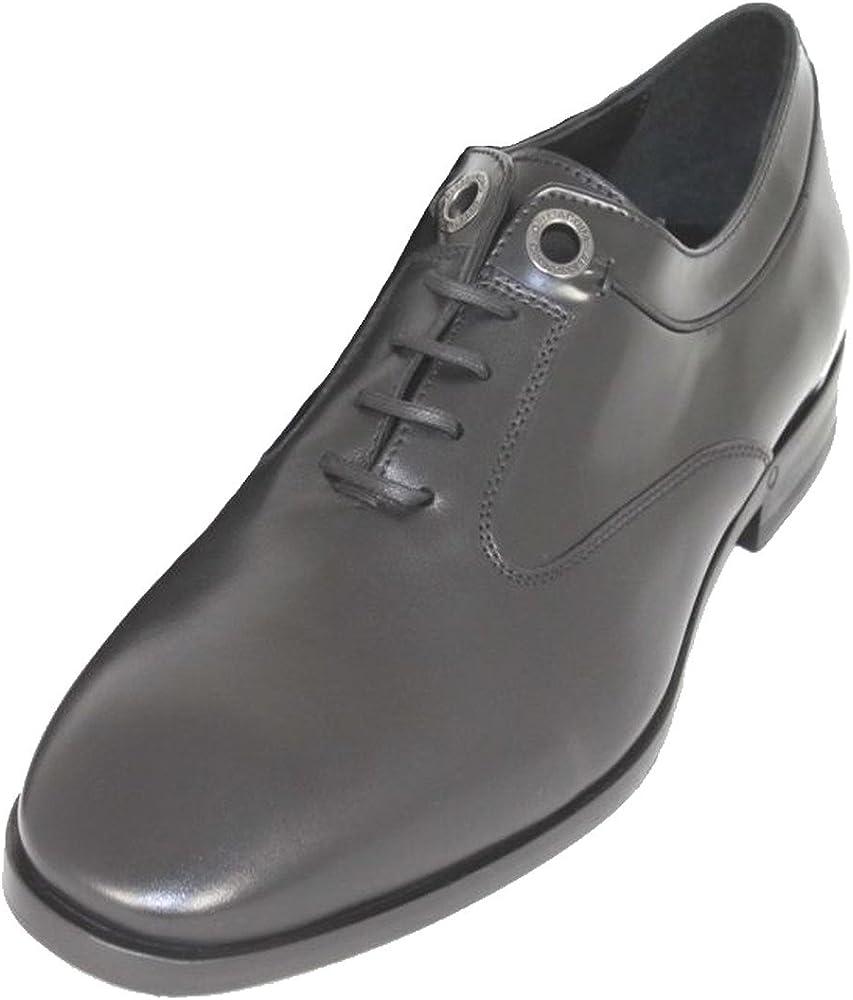 Alessandro dell`acqua  scarpe stringate per uomo,in pelle 1957