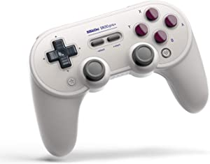 Sn30 Pro+ Bluetooth Gamepad (Sn30 Pro+ Red)-Compatible with Nintendo Switch Windows Android MacOS Steam Raspberry Pi