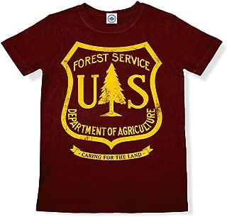 US Forest Service Men's T-Shirt
