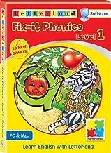 Fix-it Phonics - Software: Level 1