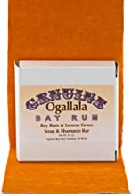 product image for Two (2) Bay Rum & Lemon Grass Bath/Shampoo Bar – 4.5 oz Each