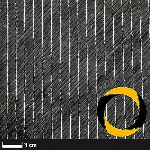 Ascending Composites Kohlegelege 400 g m2 (biaxial, 24k) 127 cm, 2 m
