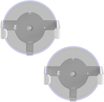 2 Pack WALI Echo Dot 2nd Generation Holder Bracket