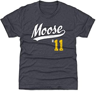 Mike Moustakas Milwaukee Baseball Kids Shirt - Mike Moustakas Moose Players Weekend Script