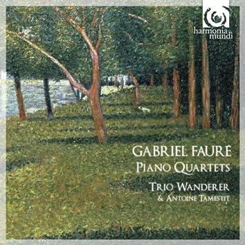 Fauré: Piano Quartets