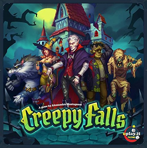 Uplay- Creepy Falls, 01