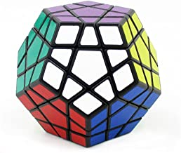 Wings of wind - Megaminx Puzzle Speed Cube Black