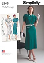 Best simplicity 1930 patterns Reviews
