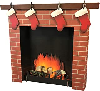 Best fake fireplace decoration for christmas Reviews