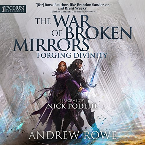 Forging Divinity audiobook cover art