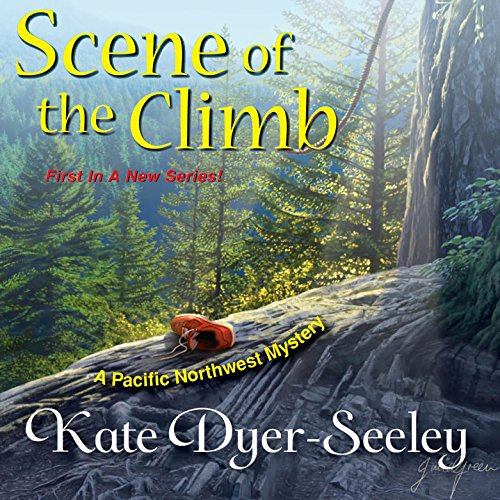 Scene of the Climb audiobook cover art
