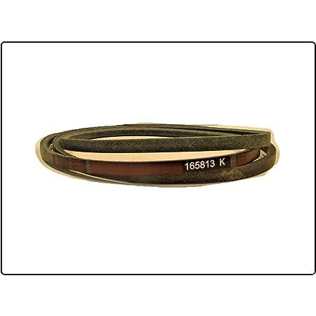 0.5 Width D/&D PowerDrive 532165813 Husqvarna Kevlar Replacement Belt 85 Length