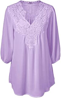 95987144c Amazon.es: BR-Ltd - Camisetas, tops y blusas / Mujer: Ropa
