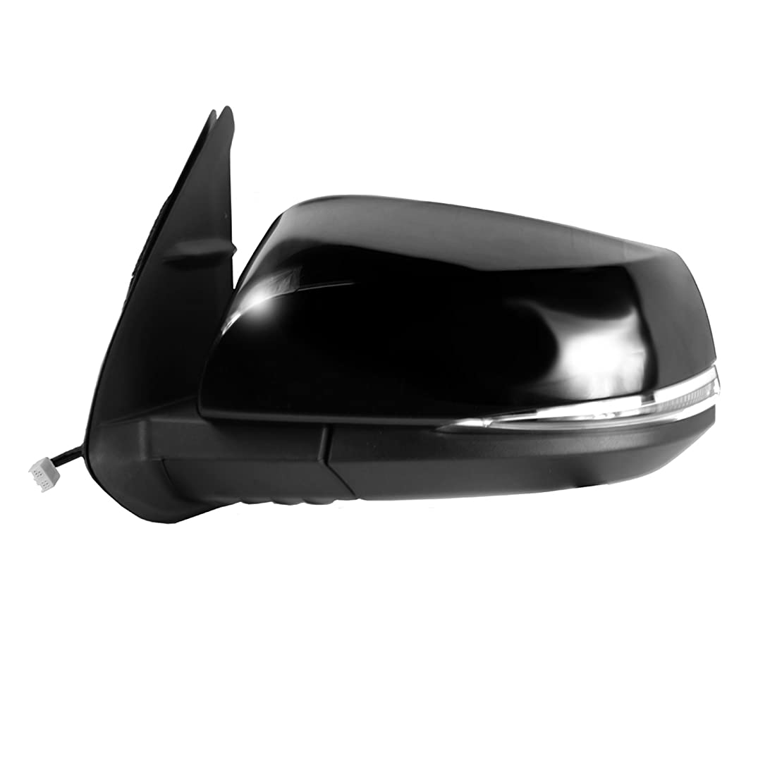 Fit System 70216T Toyota OEM Style Replacement Mirror