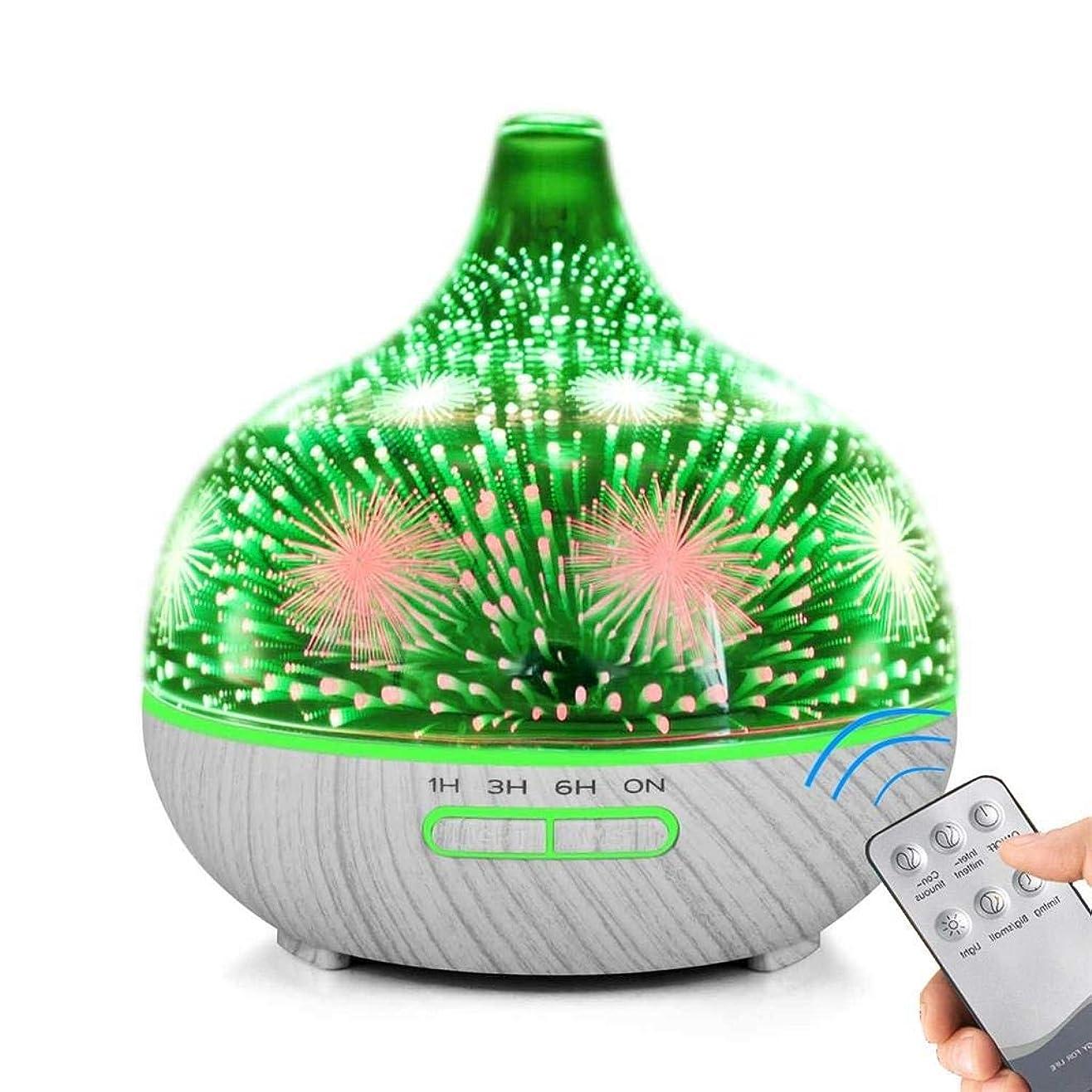 ネブライザー式 アロマライト アロマディフューザー 車内や家庭で使用 (Color : C)
