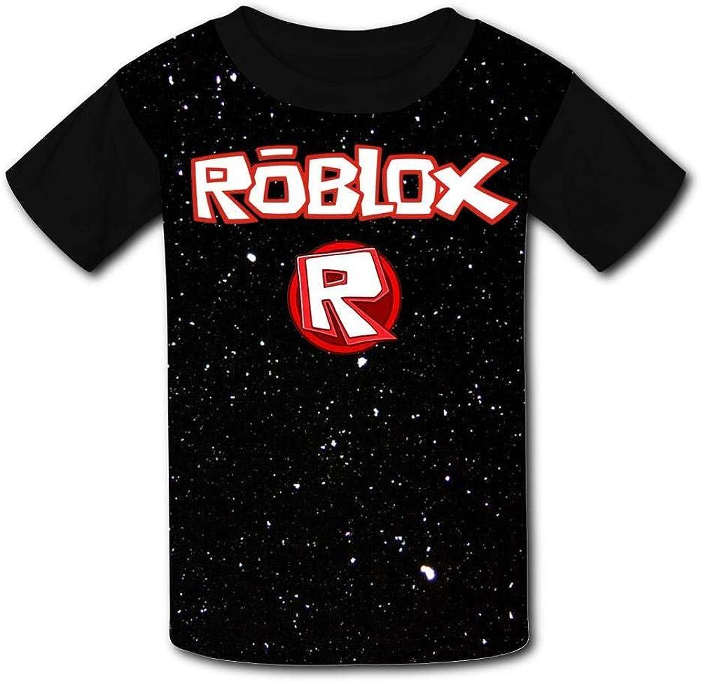 Hengtaichang Youth R-obl-ox T-Shirt 3D Print Kids Short ...