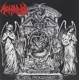 abominator evil proclaimed