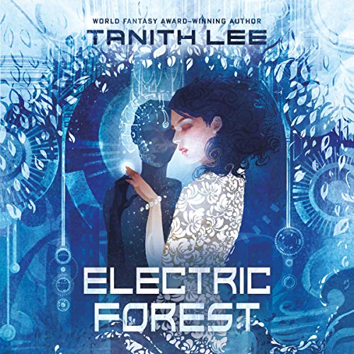 Electric Forest audiobook cover art