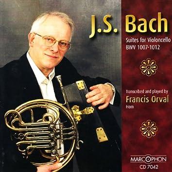 J.S. Bach: Suites for Violoncello BWV 1007-1012