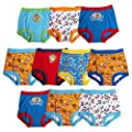 Paw Patrol Baby Potty Training Pants Multipack, PawBTraining10pk, 3T by Paw Patrol