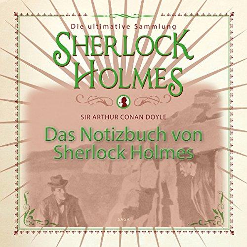Couverture de Das Notizbuch von Sherlock Holmes