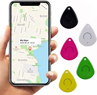 $75 » Auoeer Key Finder, Mini Bluetooth Tracker Devices, Anti-Lost Chip, GPS Remote Controls, Item Finder Smart Tracker, Phone L...
