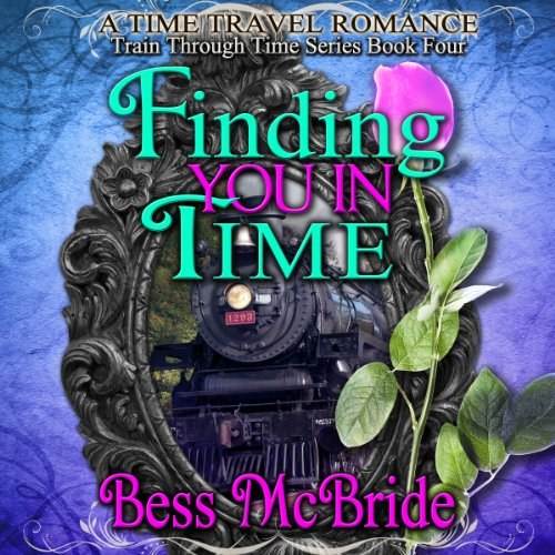 Finding You in Time audiobook cover art