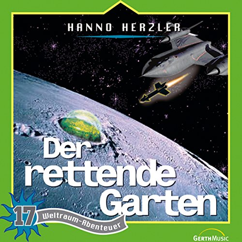 Der rettende Garten audiobook cover art