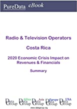 Radio & Television Operators Costa Rica Summary: 2020 Economic Crisis Impact on Revenues & Financials (English Edition)