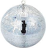 "Forum Novelties Party Compact 8"" Mirror Disco Ball Light Set"