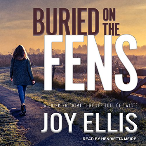 Buried on the Fens audiobook cover art