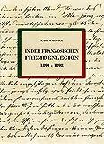 In der französischen Fremdenlegion 1894–1898: Meine Erlebnisse während 4-jährigem Dienst in der französischen Fremdenlegion 1894–1898