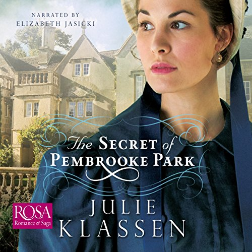 The Secret of Pembrooke Park cover art