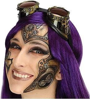 Steampunk Makeup Ideas For Kids