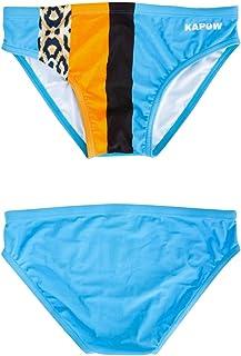 Kapow Meggings Men's Swim Brief Low-Rise Swimsuit