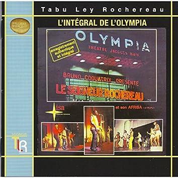 L'intégral de l'Olympia (Live)