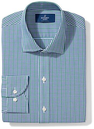 Amazon Brand - Buttoned Down Men's Slim Fit...