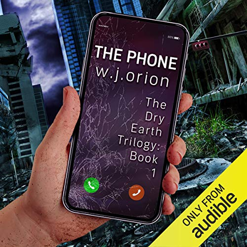 The Phone audiobook cover art