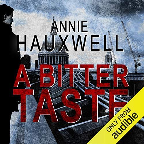 A Bitter Taste audiobook cover art