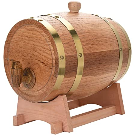 Barril de madera de roble para whisky, vino, tequila, ideal ...