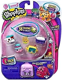 Shopkins S5 5 Pack